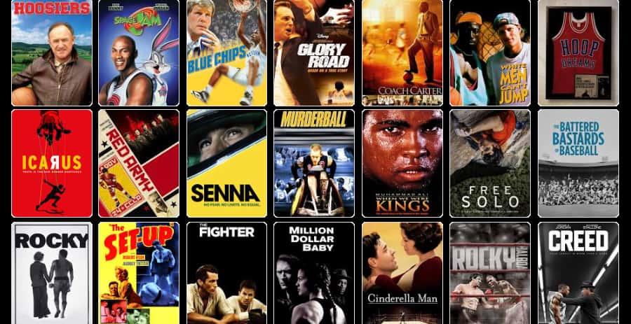 أفضل أفلام سنيمائية عن المراهنات الرياضية اون لاين